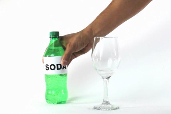 Soda water media