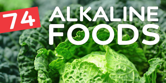 74 Best Alkaline Foods to Naturally Balance Your Body - QURE