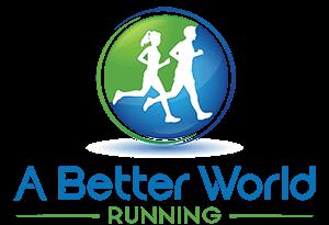 A Better World Running Logo