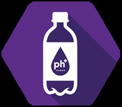 Bottled Alkaline Water Logo