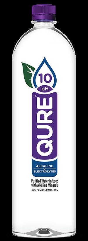 QURE® Alkaline Water 1.5 L