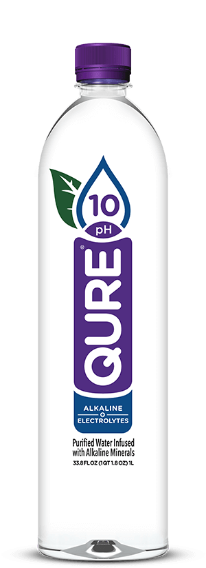 QURE® Alkaline Water-1 L bottle