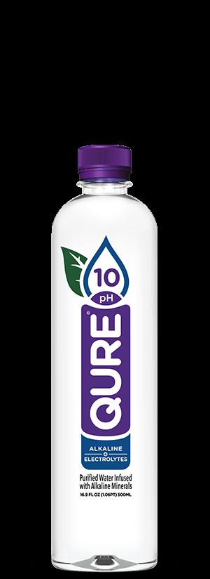 #QUREyourThirst with QW 500mL Alkaline Water