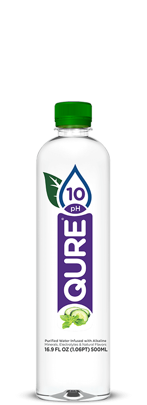 Cucumber Mint QURE® Water