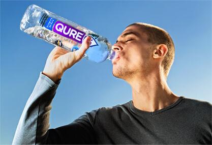 Drinking Alkaline Water