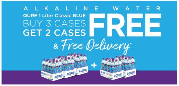 buy alkaline water bottles