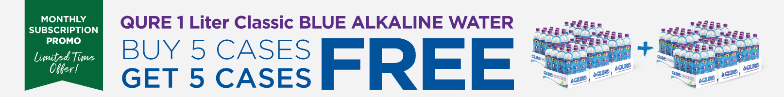 buy alkaline water