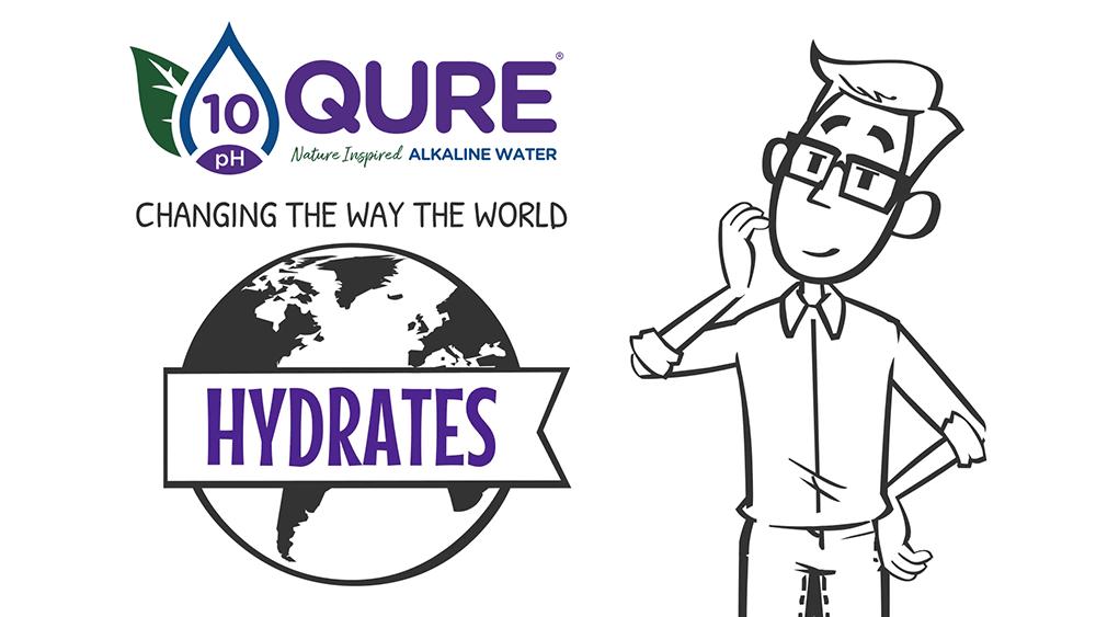 introducing Alkaline Water